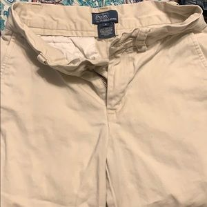 Boys size 8 Polo shorts